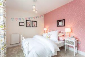 Unique Girls Bedroom