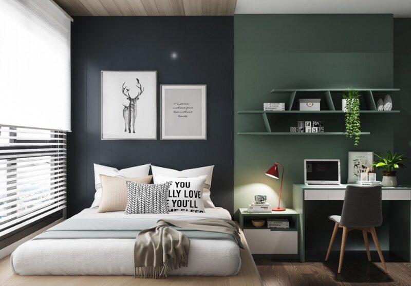 Fantastic Bedroom Wall Color Schemes