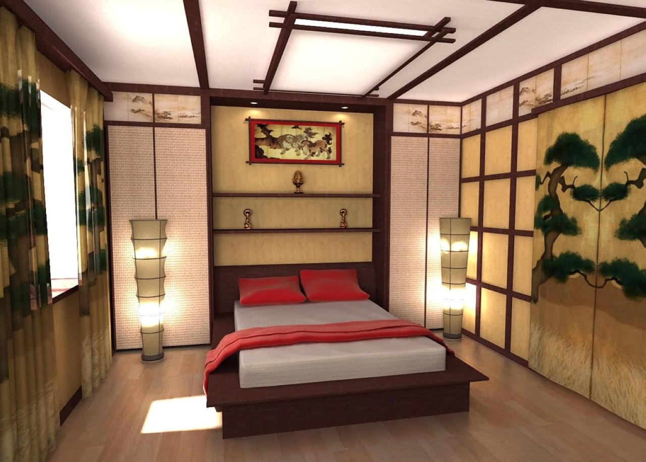 Japanese Bedroom Design – Simple Design Tips & Ideas